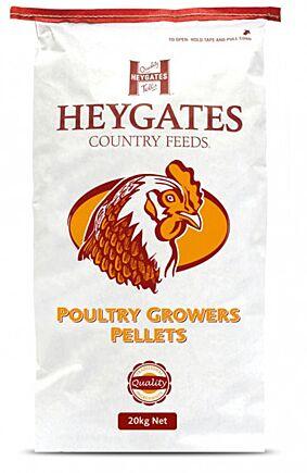 Heygates Growers Pellets