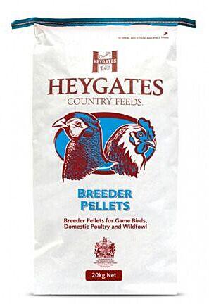 Heygates Breeder Pellets