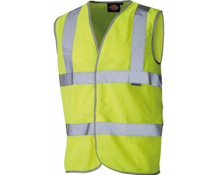 Dickies Hi Viz Highway Safety Waistcoat