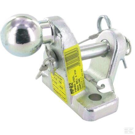 Kramp Hitch ball-head bolt 50mm