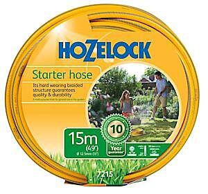 Hozelock Hose 15m 7215