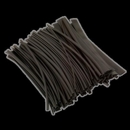 Sealey 100pc 200mm Heat Shrink Tubing
