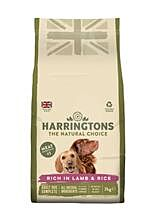 Harringtons Lamb & Vegetables 15KG