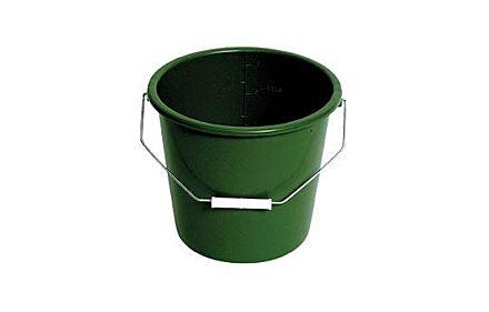 JFC 2 Gallon Calf Bucket Green