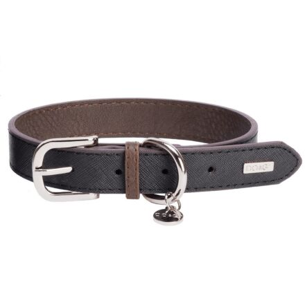DO&G Leather Collar Black