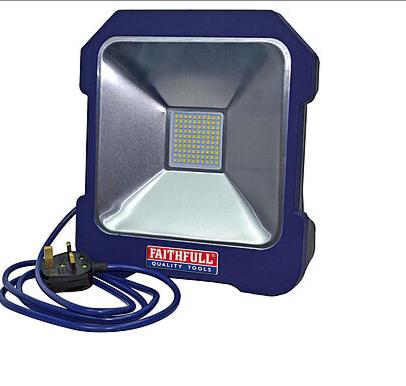 Faithfull 20W LED Task Light 240V