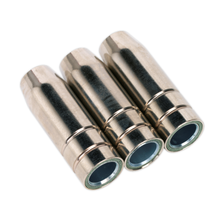 Sealey Conical Nozzle MB15 - Pack of 3