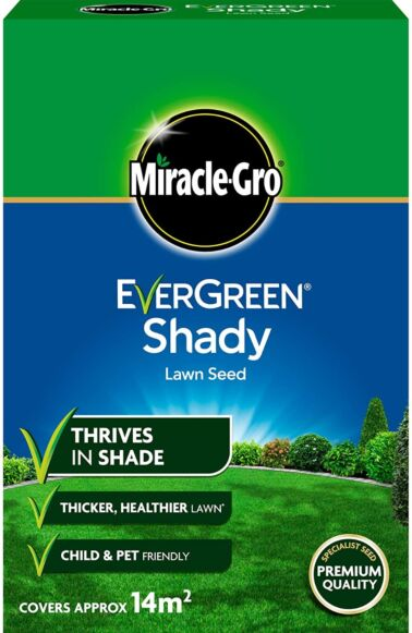 Miracle Gro Shady & Dry Lawn 420g