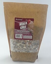 Mixed Grit 1.5kg