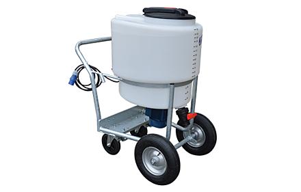 JFC Milk Cart Mixer 125 Litre