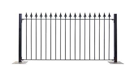 Grange Montford Spear Top Fence