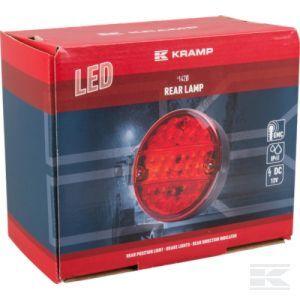 Kramp Multifunctional rear lamp