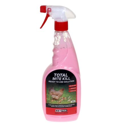 Nettex Total Mite Kill 750ml