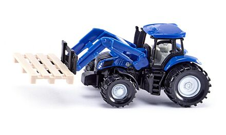 Siku new holland with loader