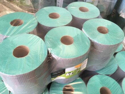 Paper Towel Premium Dry Udder Wipes 2Ply
