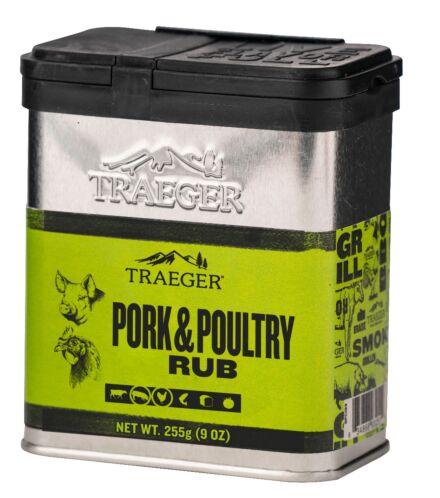 Traeger Pork & Poultry Rub 9.25oz