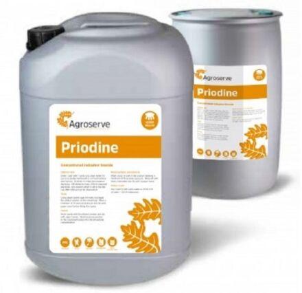 GEA Farm Technologies Priodine Concentrate 5 litre (Pre Dip)