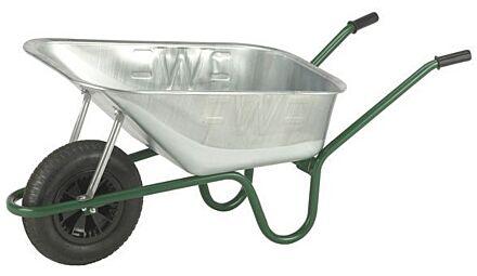 The professional construction wheelbarrow