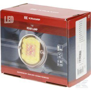 Kramp Multifunctional rear lamp LED
