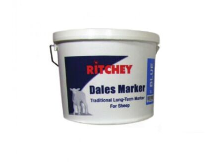 Ritchey Dales Marker Blue 5 Litre