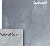 rivenscape charcoal paving slab