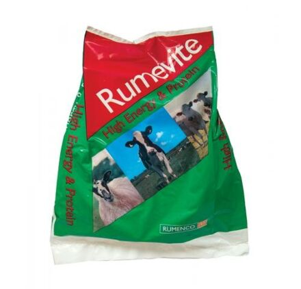 Rumenco Rumevite High Energy & Protein Block 22.5KG