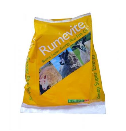 Rumevite Sheep Super Energy 22.5kg