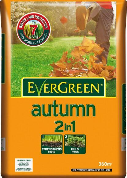 Scotts Evergreen Autumn 360SQ M