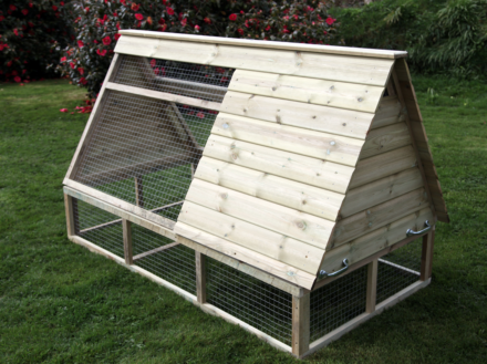 South West Timber Products Deluxe Ark 6' x 3'