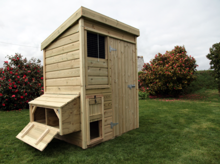 South West Timber Products Pent House 4'x3'
