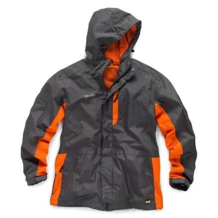 Scruffs Worker Jacket Charcoal
