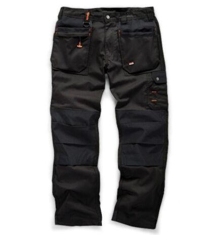 Scruffs Worker Plus Trousers Black