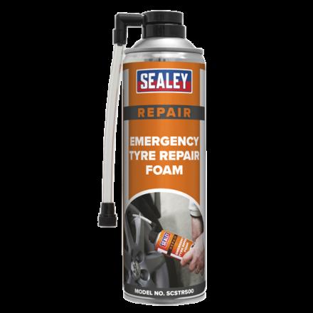 Sealey 500ml Emergency Tyre Repair Foam