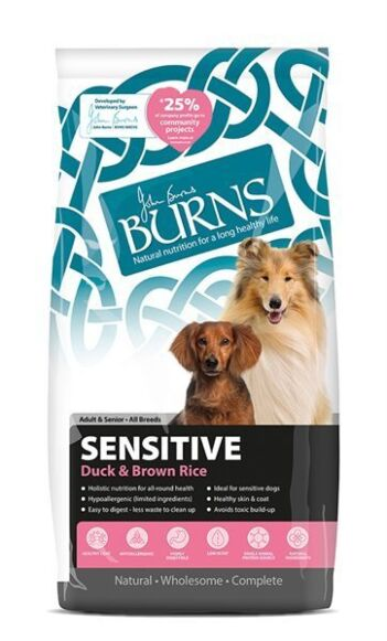 Burns Adult Duck & Brown Rice 12KG