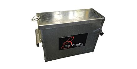 Bateman Galv Service Box