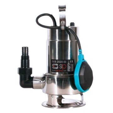 SIP 2020-SS Submersible Dirty Water Pump