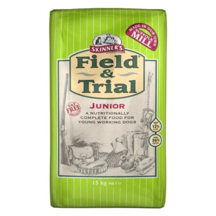 SKINNERS FIELD AND TRAIL JUNIOR 15KG