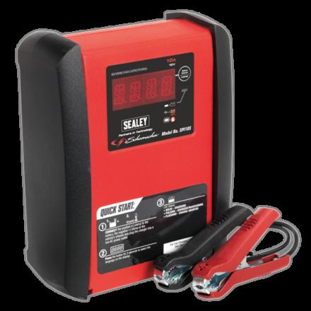 Sealey Schumacher® 10A 12V Intelligent Battery Charger
