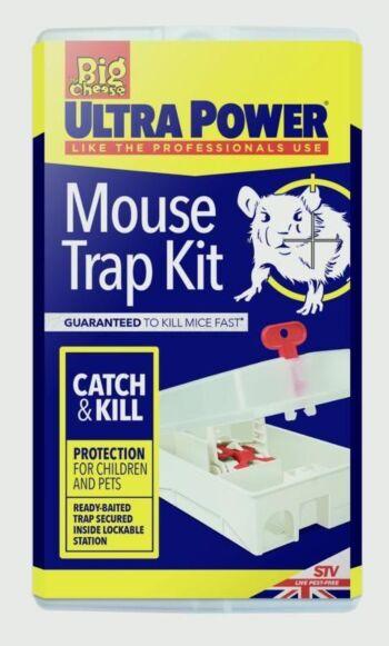 STV Ultra Power Mice Trap Kit