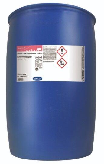 Diversey Deosan Teat Foam Advance RTU 200 litre