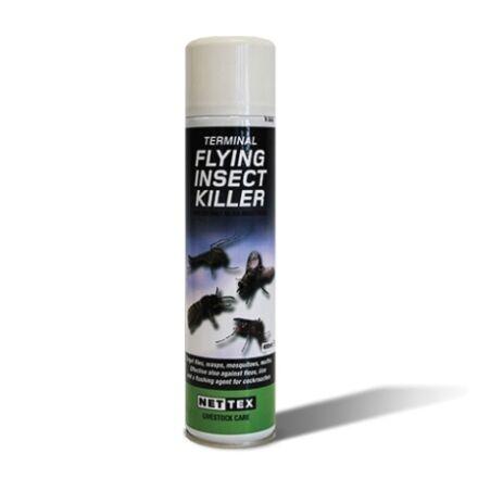 Nettex Terminal Fly Spray Aerosol