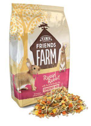 Supreme Tiny Friends Farm Russel Rabbit's Tasty Mix-2.5KG