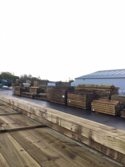 Timber 47mm x 150mm EX KD C16 PAR