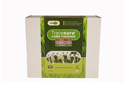 Tracesure Lamb Finisher Bolus pk50