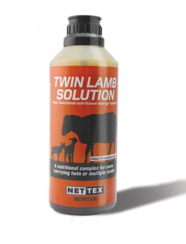 Nettex Twin Lamb Solution