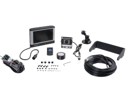 """Kramp Camera system 7"""" TFT"""