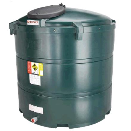 Deso Bunded Fuel Tank V1340BT