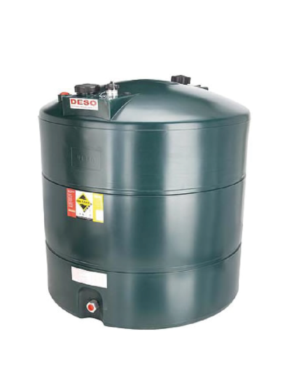 Deso Single Skin Fuel Tank V1340T