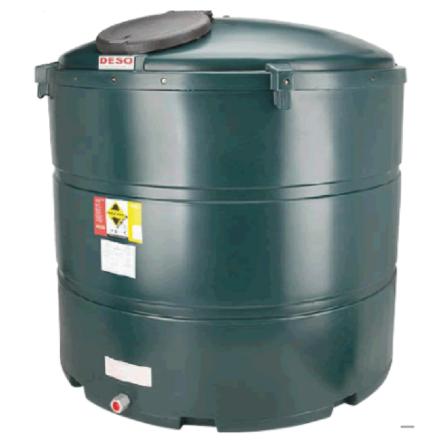Deso Bunded Fuel Tank V2455BT