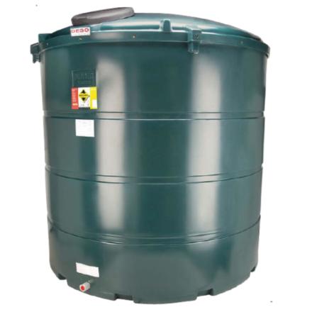 Deso Bunded Fuel Tank V5000BT